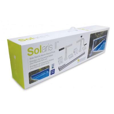 BES00783 SOLARIS II ENROULEUR POUR BACHE DE PISCINE