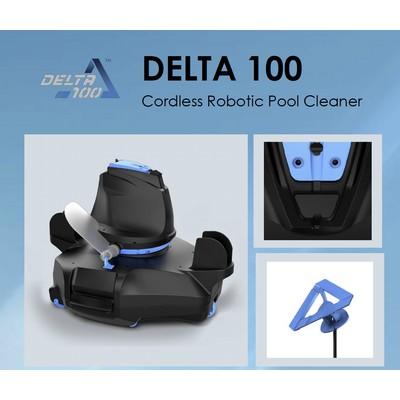 BES01620 ROBOT DE PISCINE SANS FIL DELTA 100 KOKIDO
