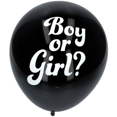 9008588 - 3 Ballons annonce Garçon