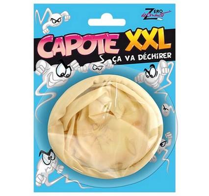 12916 - Capote XXL