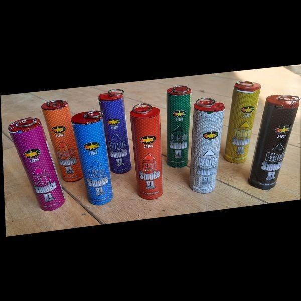 67080 - Red Smoke XL