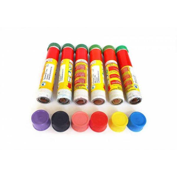 4902974 - Yellow Smoke Torch