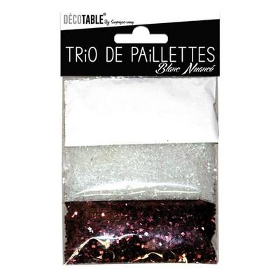 16952 - Trio de Paillettes