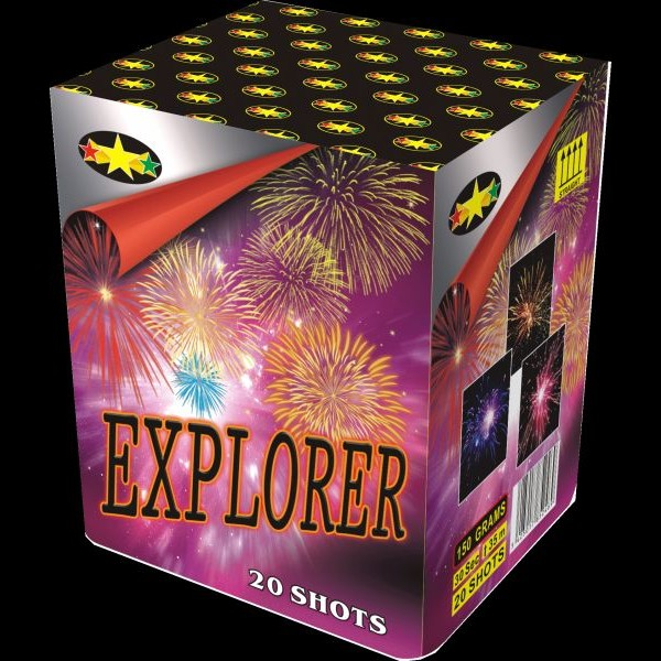 71891 - Explorer 20 Shots