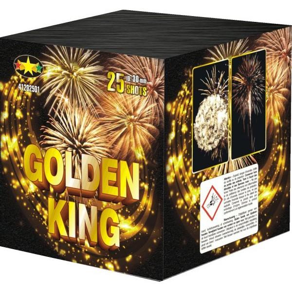 71696 - Golden King 25 Shots