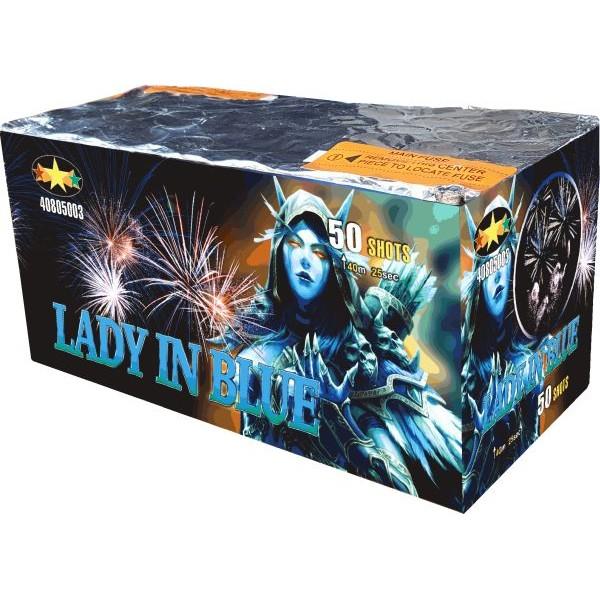 71714 - Lady In Blue 50 Shots