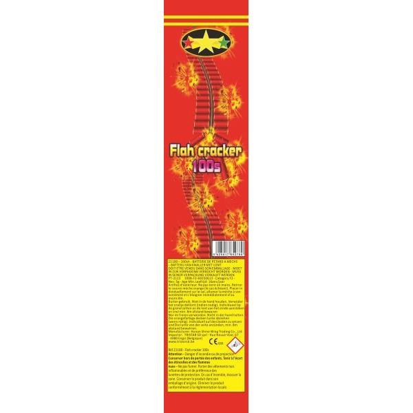 53061 - Flash Crackers 100 Shots