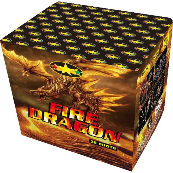 71441 - Fire Dragon 30 Shots