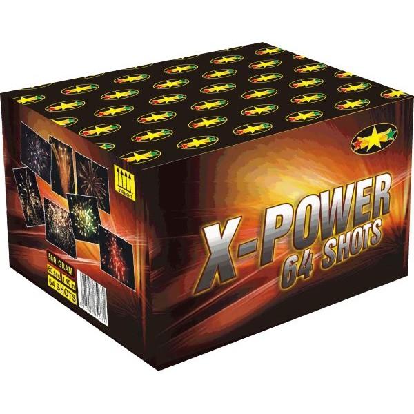 71481 - X Power 64 Shots