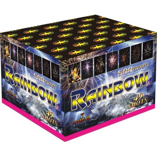 71483 - Rainbow 49 Shots