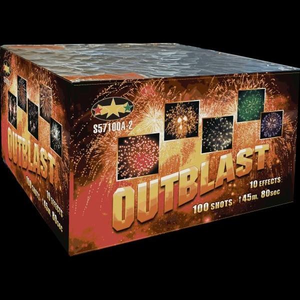 71728 - Outblast 100 Shots
