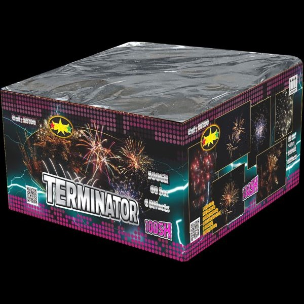 71727 - Terminator 100 Shots