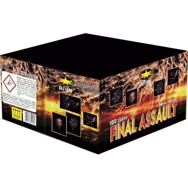 71690 - Final Assault 100 Shots