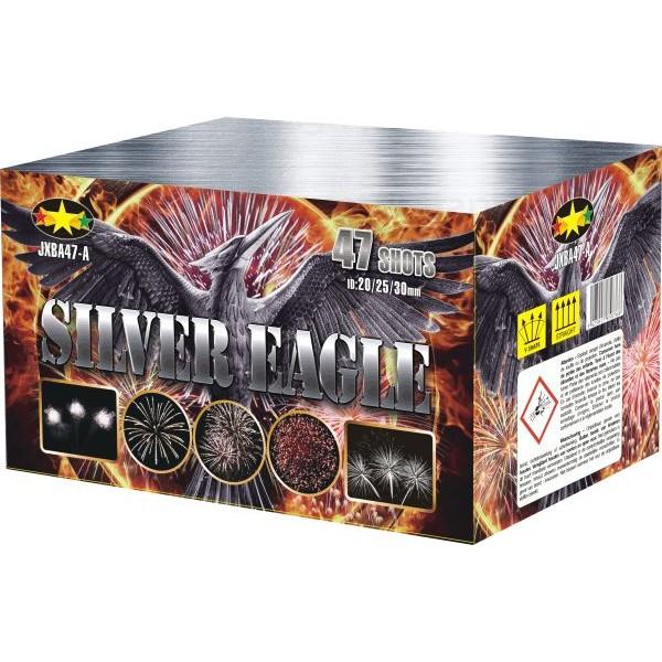 71670 - Silver Eagle 47 Shots