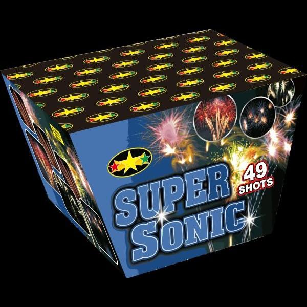 71970 - Super Sonic 49 Shots