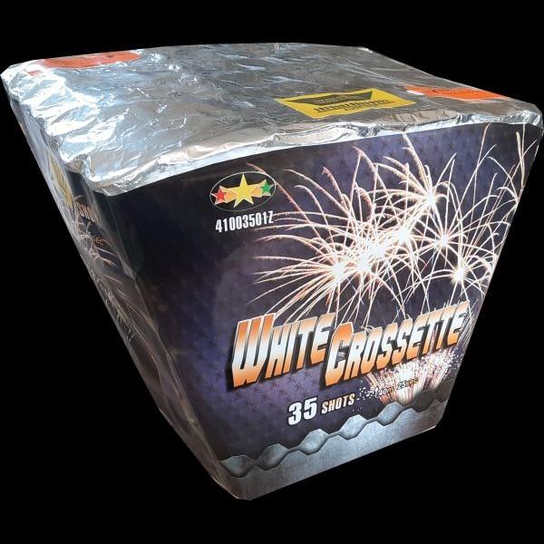 71772 - White Crossette 35 Shots