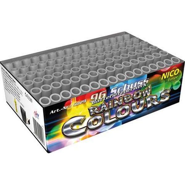 945029 - Rainbown Color 96 Shots