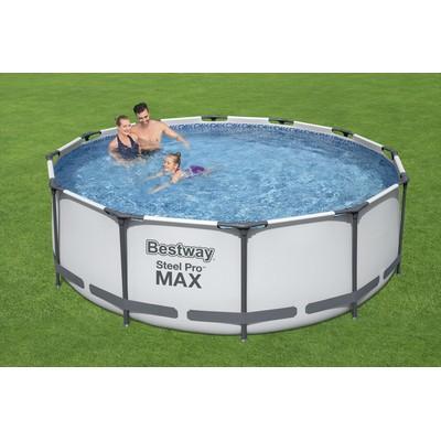 BES56420 PISCINE STEEL PRO MAX 3.66m x 122Cm
