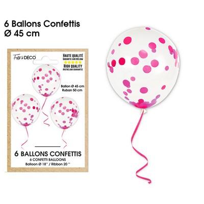 817 - Ballons Confettis