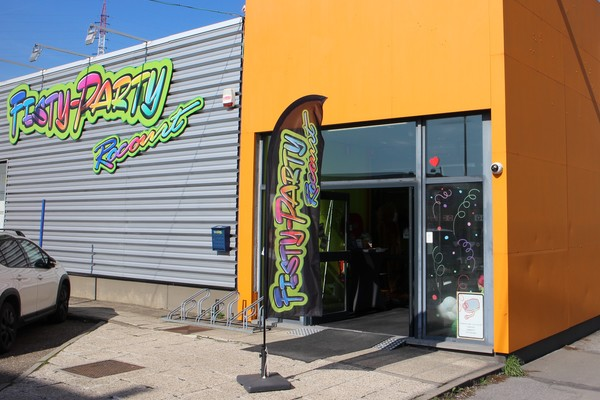 Le magasin : Festy Party Rocourt